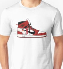 Jordan x Off White Slim Fit T-Shirt