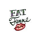 Fat Femme Tattoo by Alex Heberling