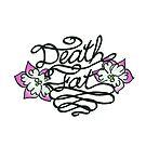Death Fat Tattoo by Alex Heberling