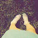 Frilly socks by Hayleyschreiber