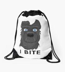 Chief Bites (Isle of Dogs) Drawstring Bag