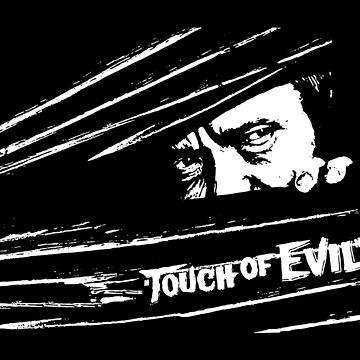 Orson Welles Touch of Evil by natbern