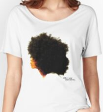 WORLDWIDE UNDERGROUND Women's Relaxed Fit T-Shirt
