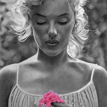 Marilyn Monroe by Jpwoody