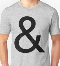 Ampersand (Helvetica Neue) Unisex T-Shirt