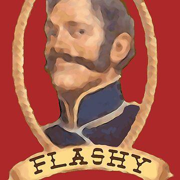 Flashy! by LordNeckbeard