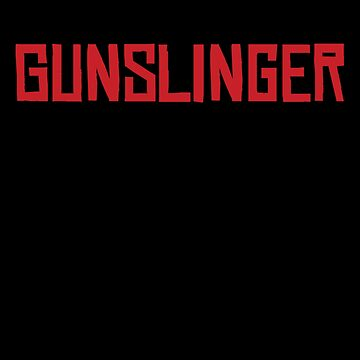 Gunslinger Western Video Game by fromherotozero