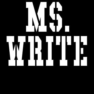 Ms Write by cnkna