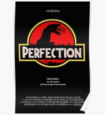 Perfection: Tremors Park Poster