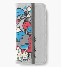 No More Humans iPhone Wallet/Case/Skin