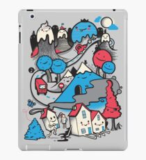 No More Humans iPad Case/Skin
