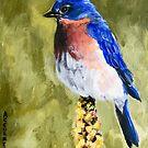 Bluebird by Julie Ann Accornero