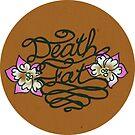 Death Fat Tattoo (Round) by Alex Heberling