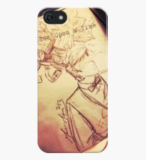 #SaveTheDay Sketches - The Era Eleven iPhone SE/5s/5 Case