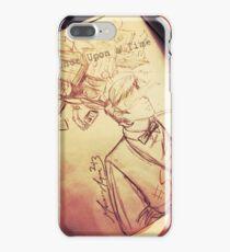 #SaveTheDay Sketches - The Era Eleven iPhone 7 Plus Case