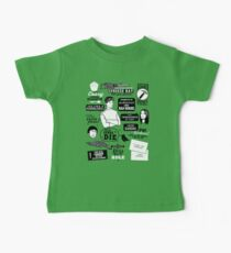Horrible Quotes Baby Tee