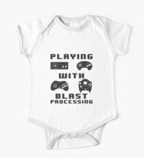 Playing With Blast Processing Kids Clothes