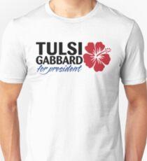 Tulsi Gabbard for President 2020 Unisex T-Shirt