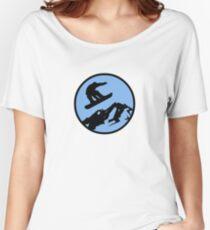snowboarding 3 Women's Relaxed Fit T-Shirt