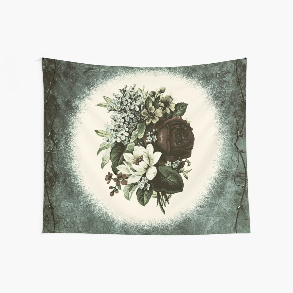 Floral Elegance Vintage Roses Shabby Chic Home Decor and Style Collection