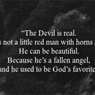 der Teufel von ericleeart