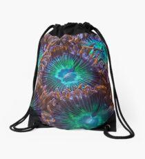 Zoanthids Drawstring Bag