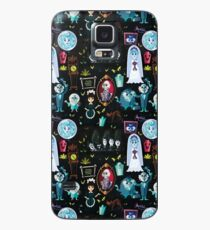 999 Happy Haunts Case/Skin for Samsung Galaxy