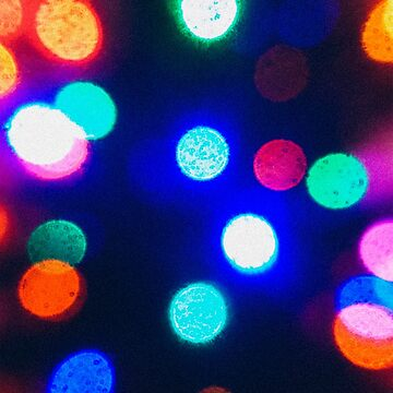 Holiday Bokeh by debschmill