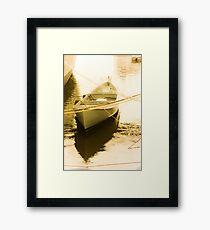 lifeboat Framed Print