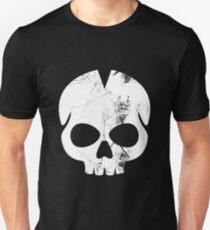 Camiseta unisex Cráneo de la muerte v