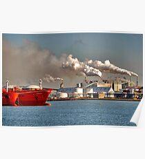 Zeeland Seaports Poster