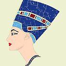 Nefertiti by Keith G. Hawley