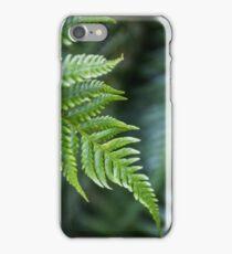 Ferns iPhone Case/Skin