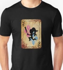 Harley the Hatchet Girl w/ Baseball Bat  Unisex T-Shirt