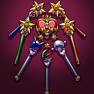 Henshin Items S by Alex Heberling