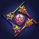 Henshin Items R by Alex Heberling
