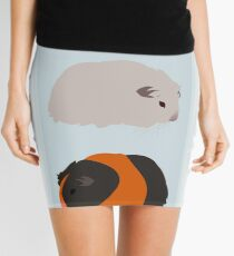 Guinea Pig Trio Mini Skirt