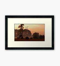 Brompton Dawn Framed Print
