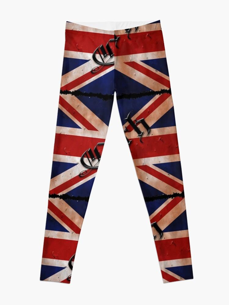 Alternate view of Union Flag ll Leggings