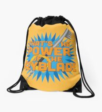 That's the power of the KEYBLADE! Drawstring Bag