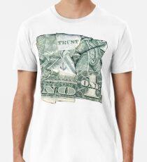 Trust No One Men's Premium T-Shirt