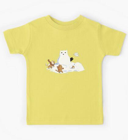 Snowcat Kids Clothes