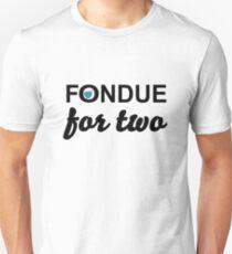 Fondue for two Unisex T-Shirt