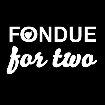 Fondue for two by birdeyes
