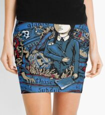 Wednesday Feast Mini Skirt