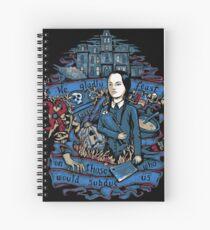 Wednesday Feast Spiral Notebook