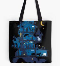 Wizard's Castle Tote Bag