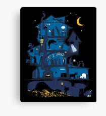 Wizard's Castle Canvas Print