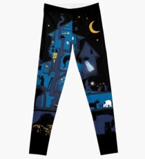 Wizard's Castle Leggings