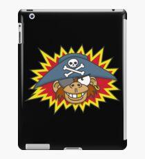 Pirate Monkey iPad Case/Skin